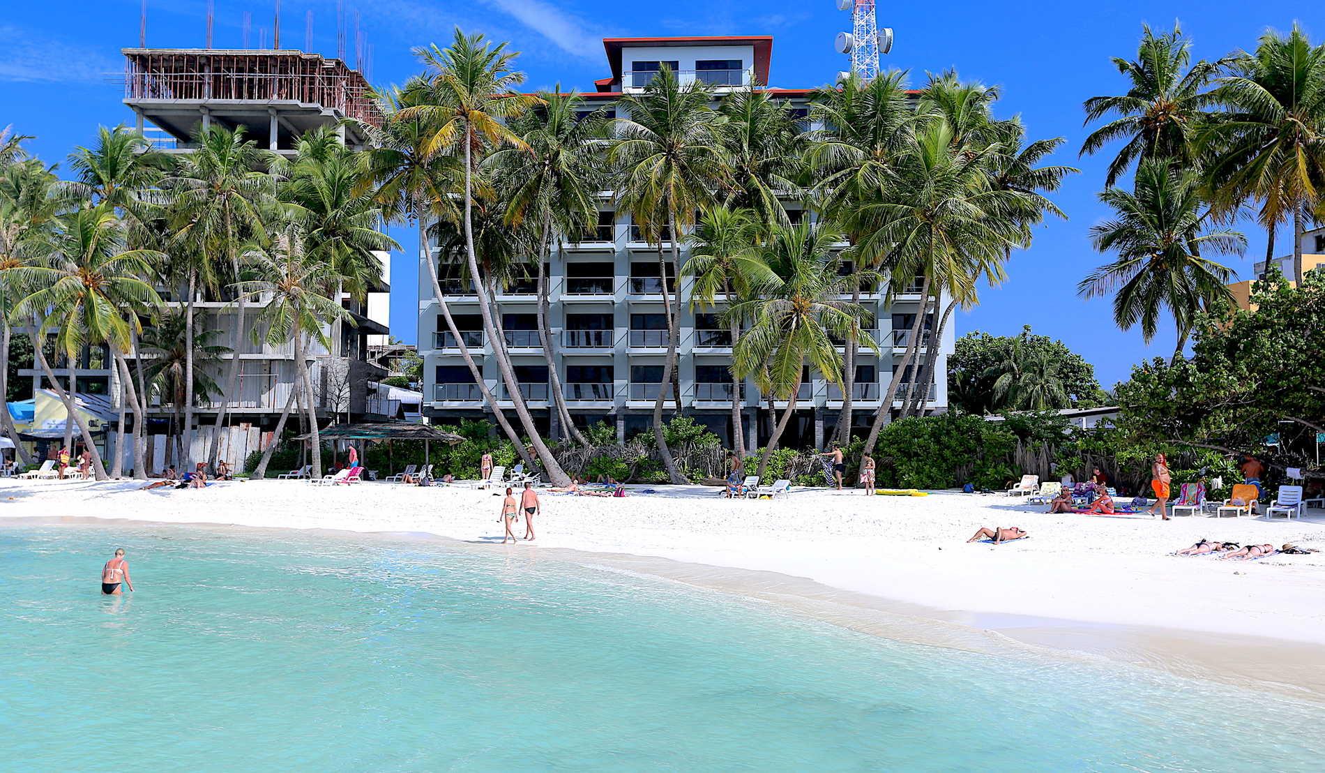 Kaani Grand Seaview Best Budget Hotel in Maldives
