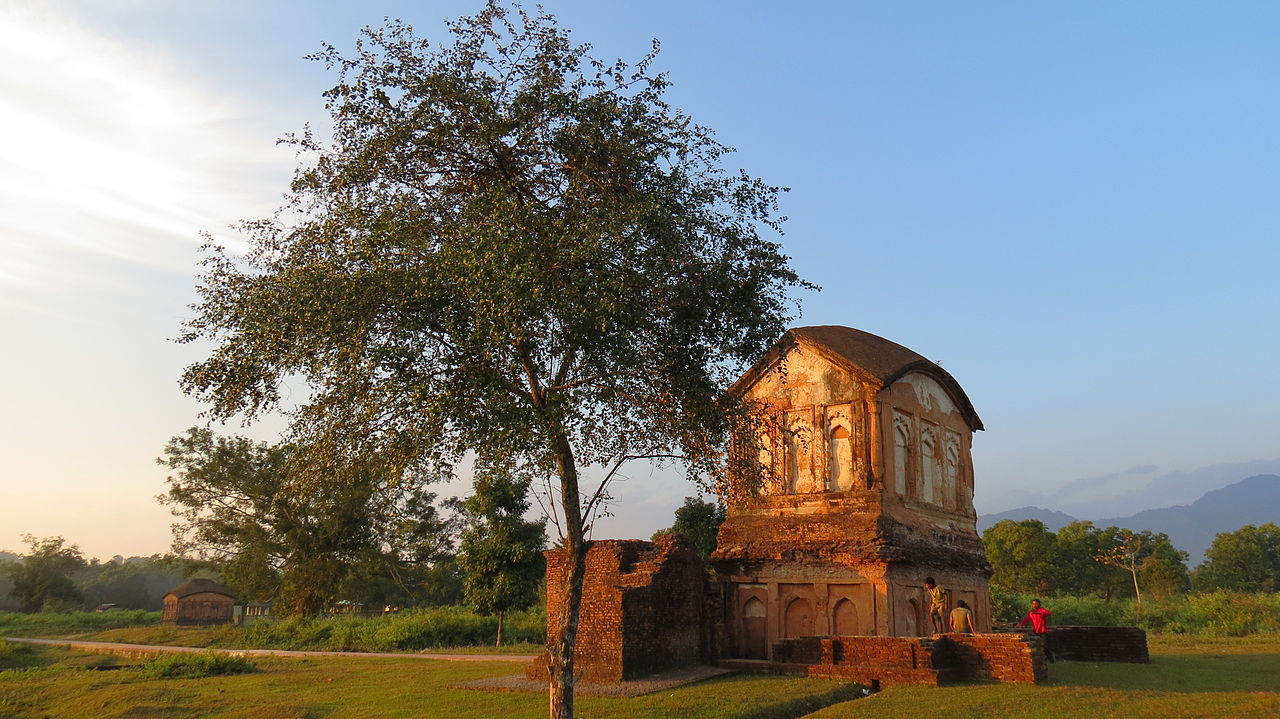 Popular Place To Visit In Dimapur-Kachari Ruins
