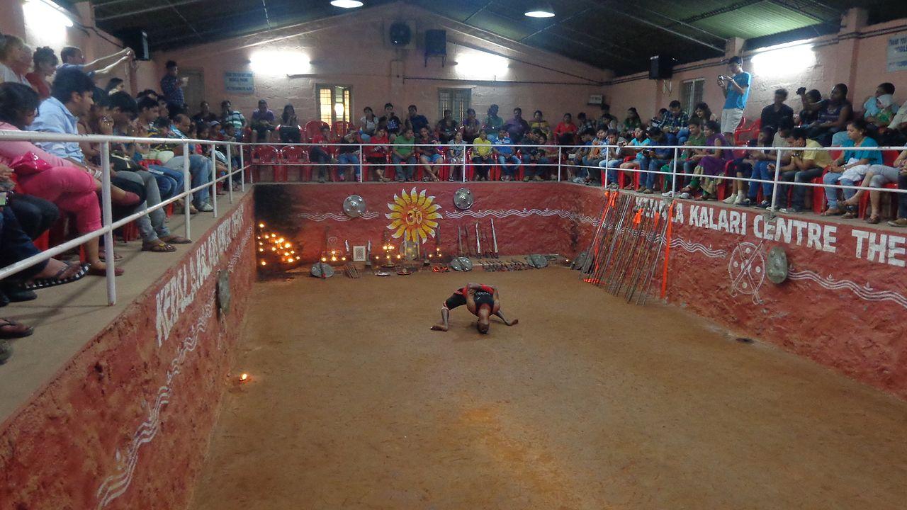 Popular Tourist Attraction In Kumily-Kadathanadan Kalari Centre