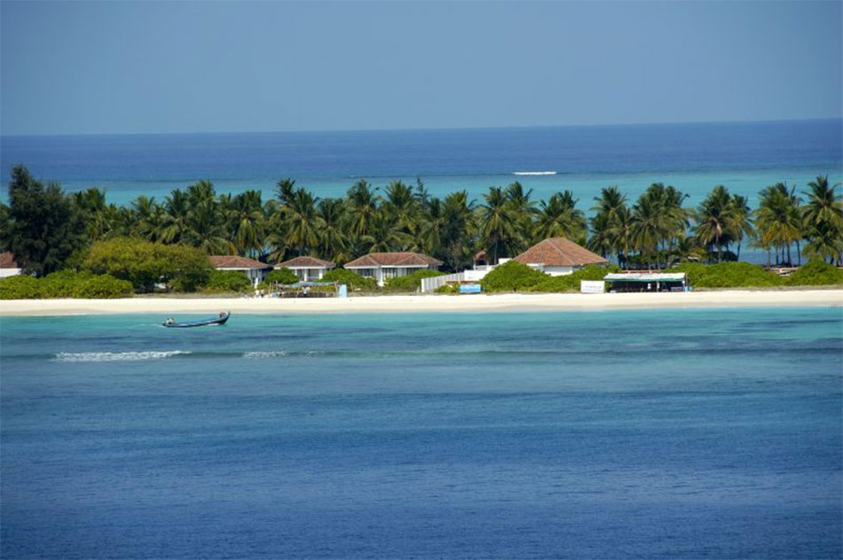 Kadmat Island - Place to visit in Lakshwadeep islands