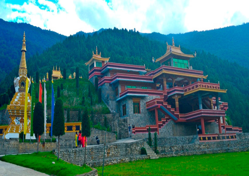 Kalachakra Gompa - Incredible Place To Visit In and Around Dirang