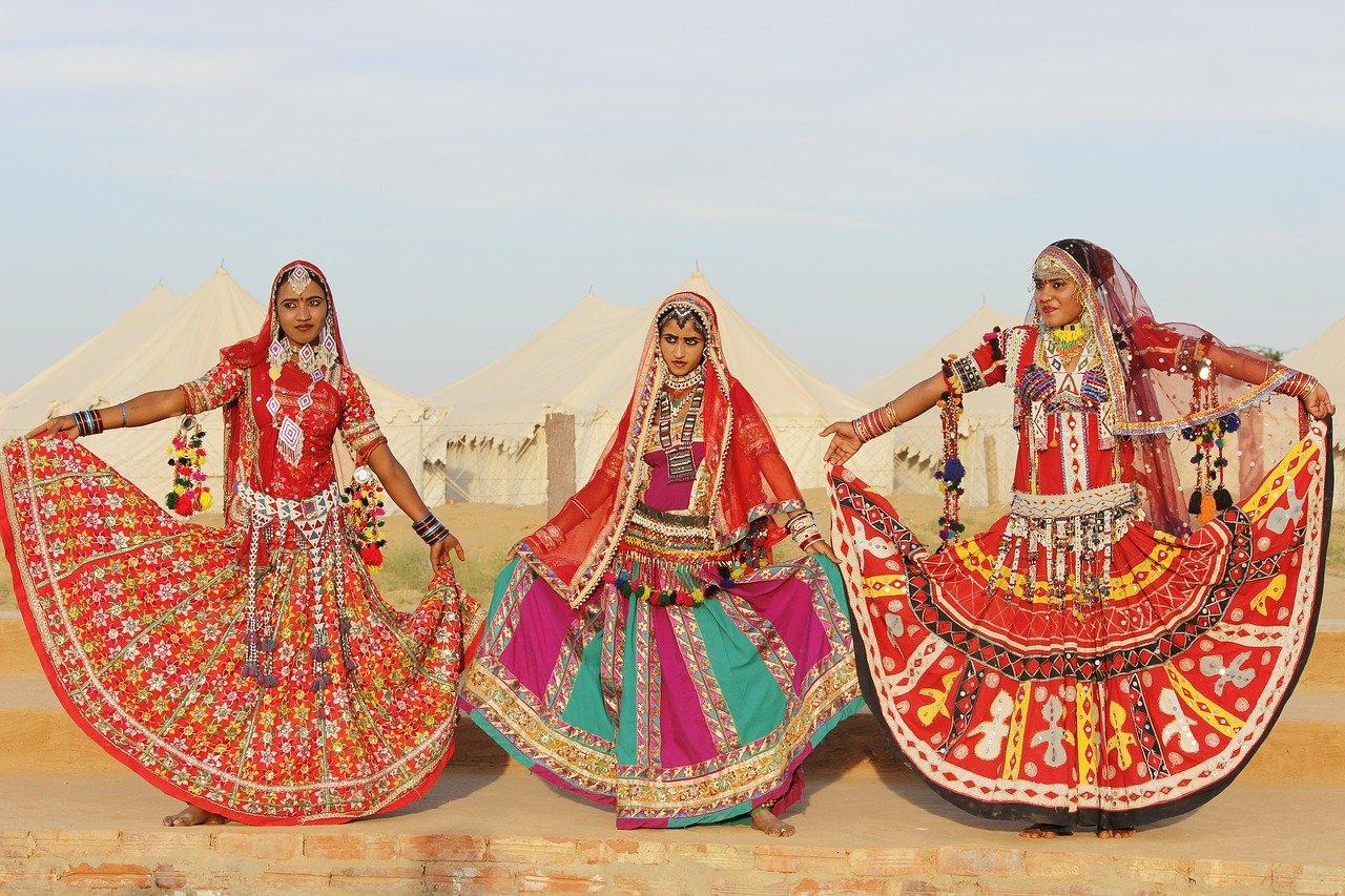 Famous Folk Dance Of Rajasthan-Kalbelia Folk Dance