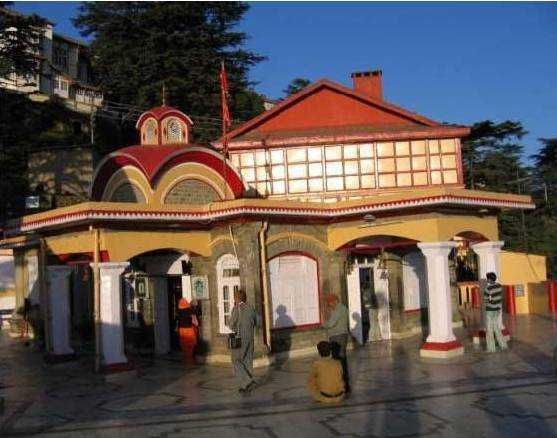 Attraction Tourist Place In Shoghi-Kali Temple
