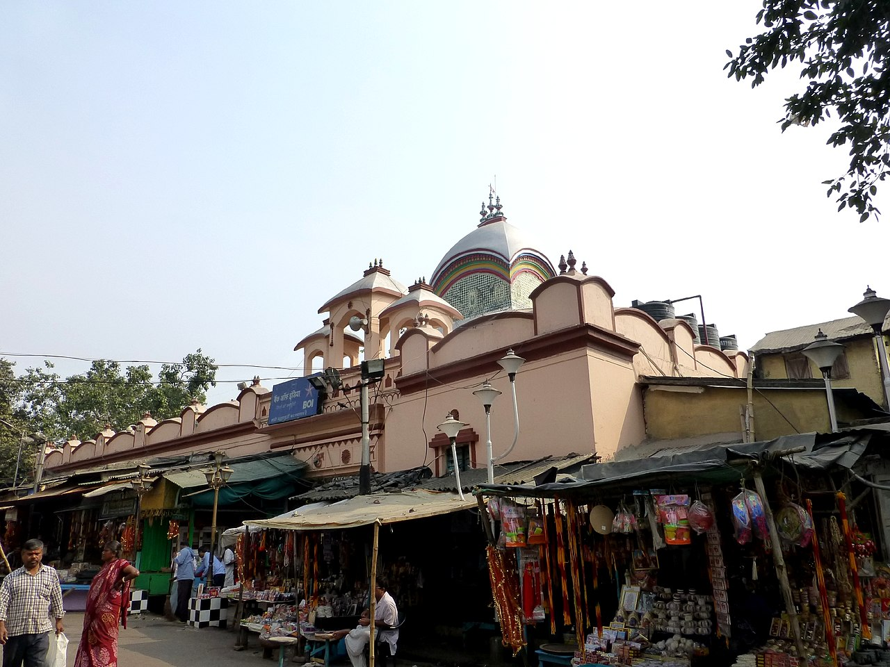 Best Renowned Temple in West Bengal-Kalighat Kali Temple