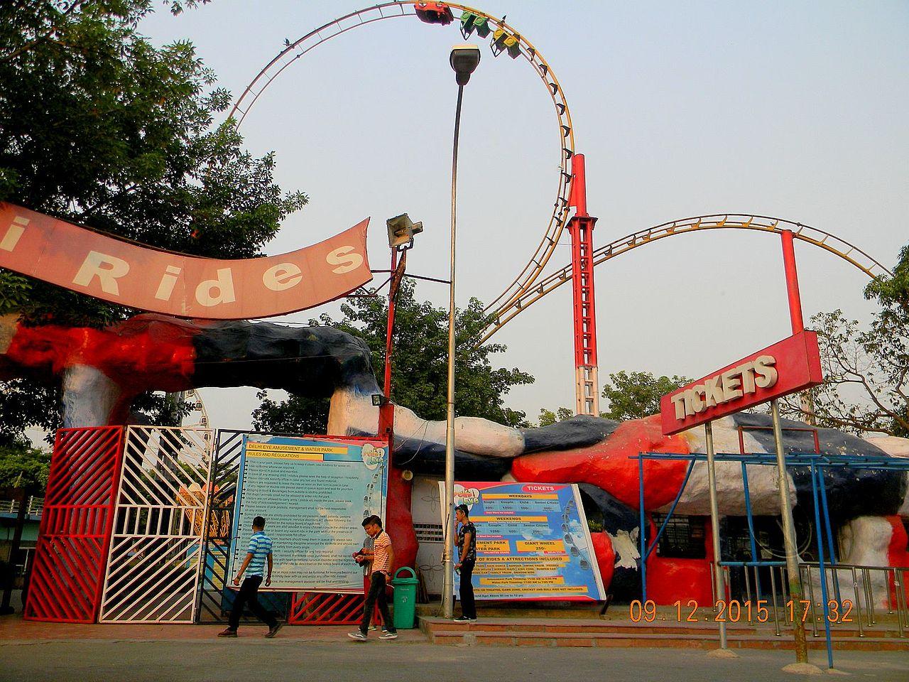 Kalindi Kunj - Amazing Places To Visit In Delhi In Winter
