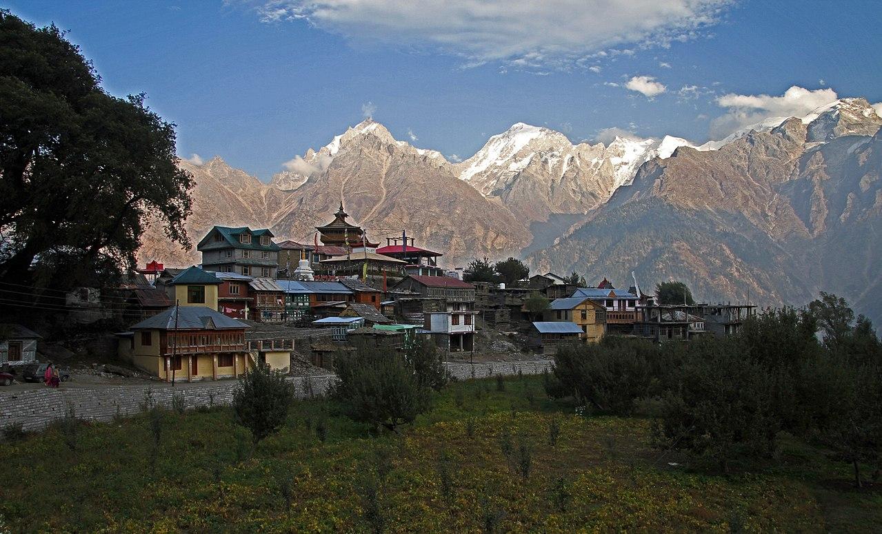 Incredible Place To Visit In Kinnaur-Kalpa
