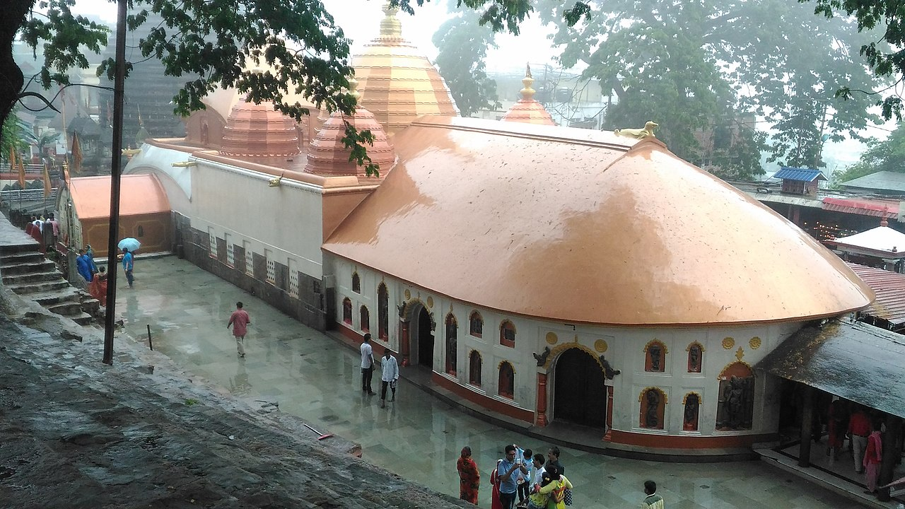 Best Religious Place to Visit in Assam-Kamakhya Temple