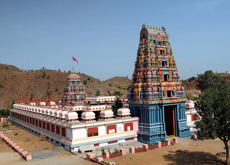 Amazing Place to Visit Near Ambaji Temple-Kamakshi Mandir