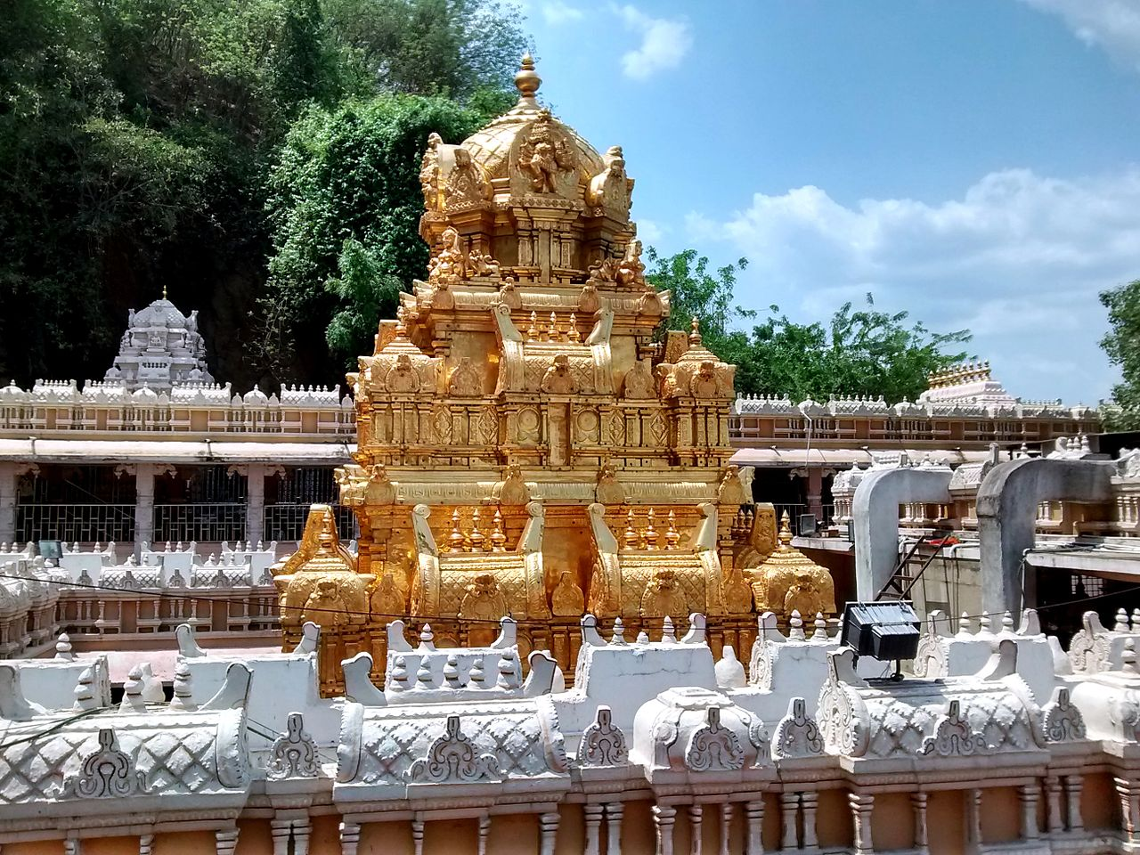 Kanaka Durga Temple - Top Must Visit Place in Vijayawada