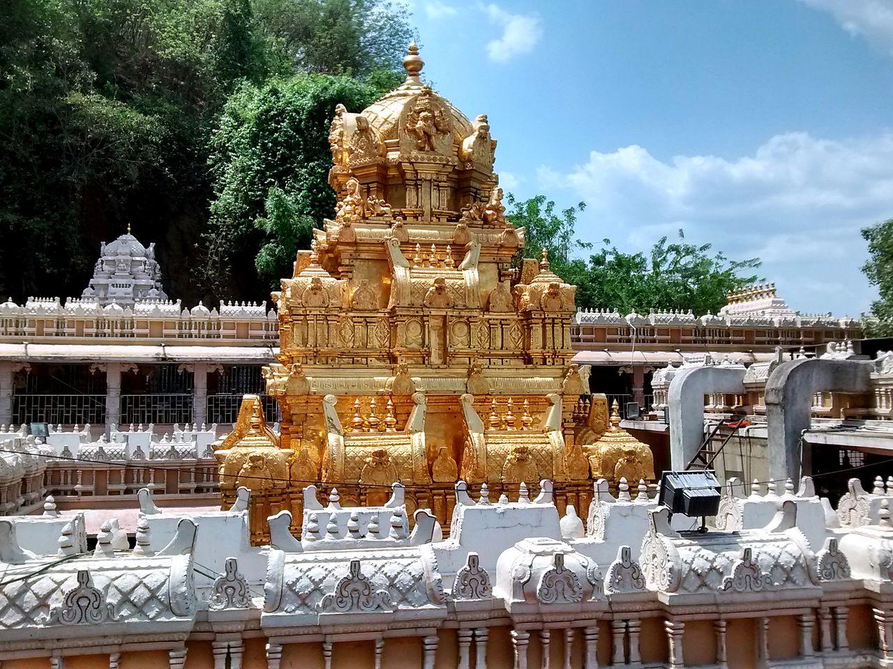 Kanaka Durga Temple - Top Must Visit Place in Vijayawada