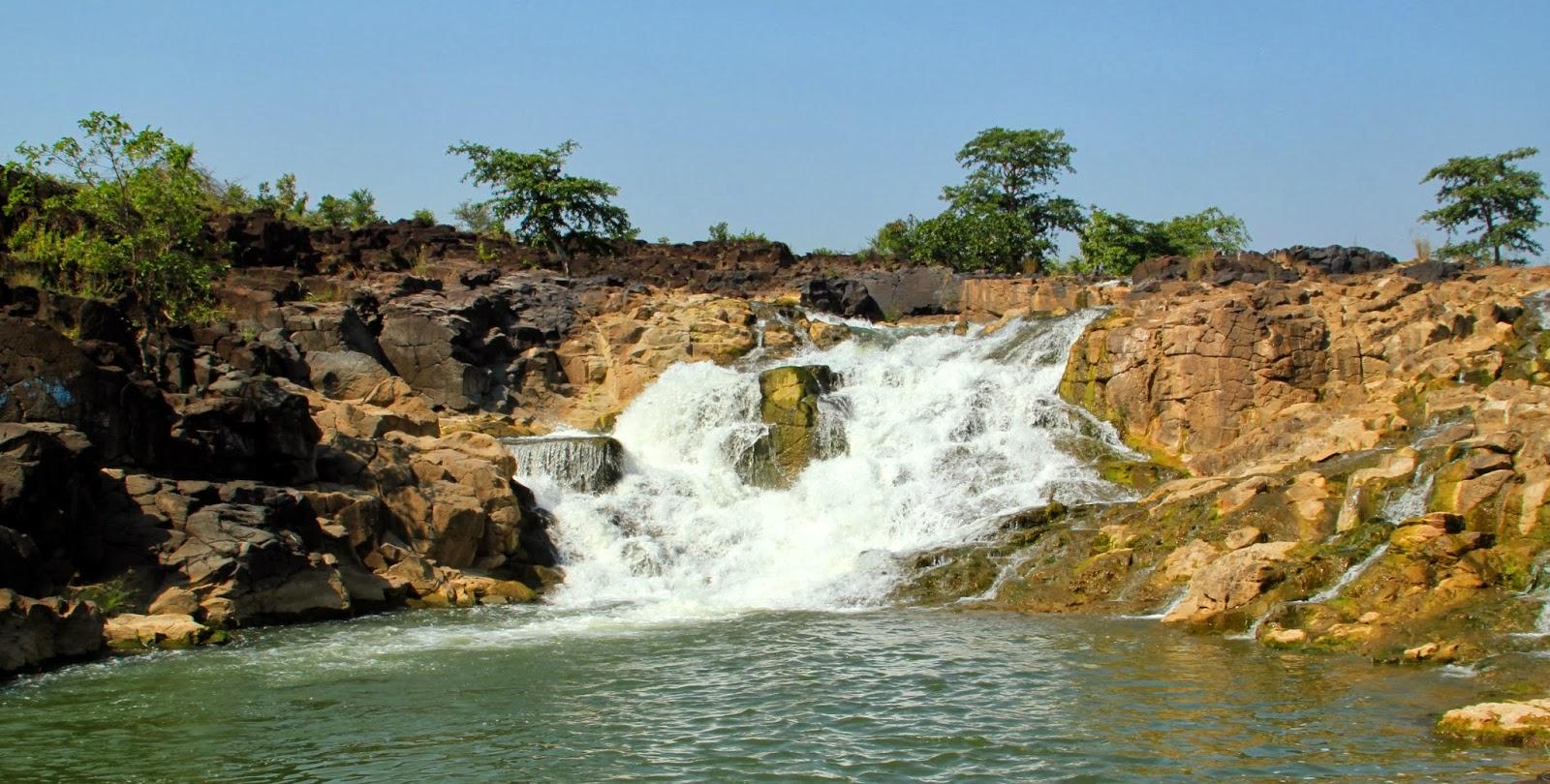 A Trip To Kanakai Waterfalls in Telangana Will Refresh You