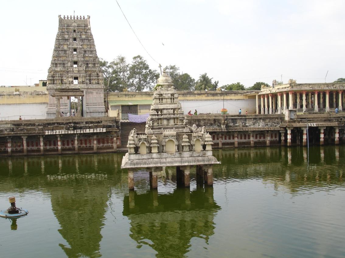 Best Weekend Destination From Chennai-Kanchipuram, Goddess Kamakshi