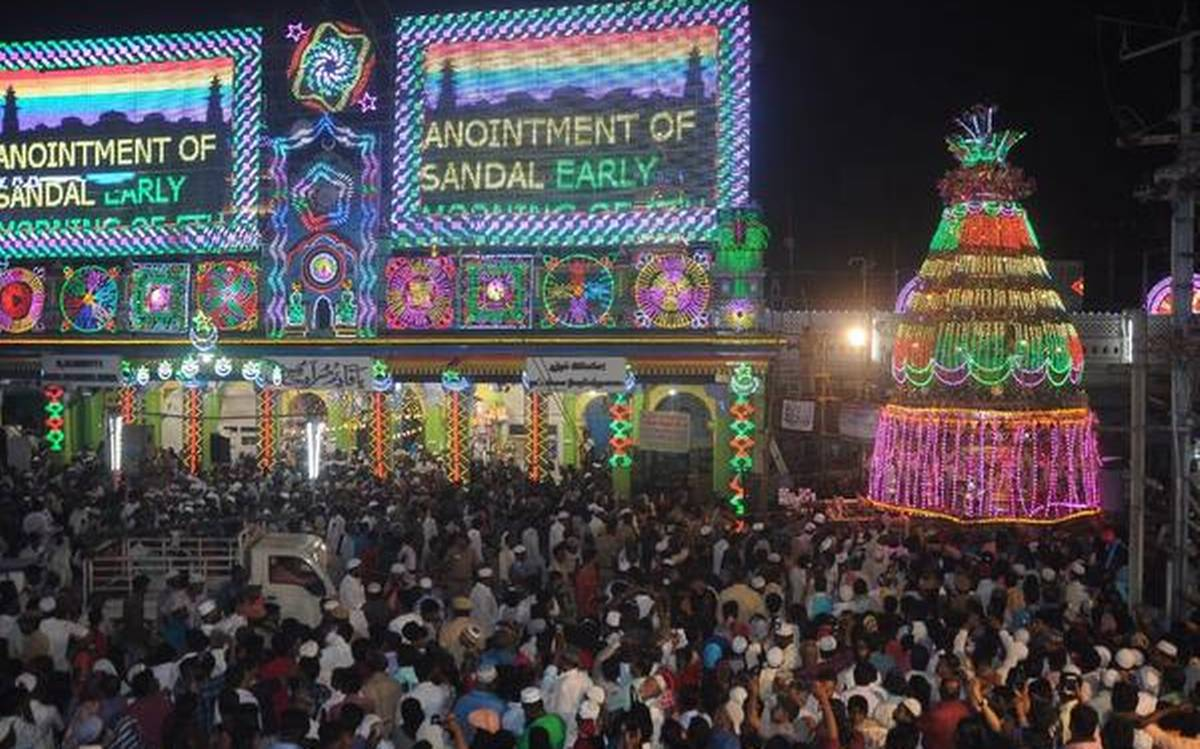 Which Festival Is Celebrated At Nagore Dargah, Kanduri festival