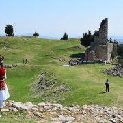 Kanine Castle in Vlore