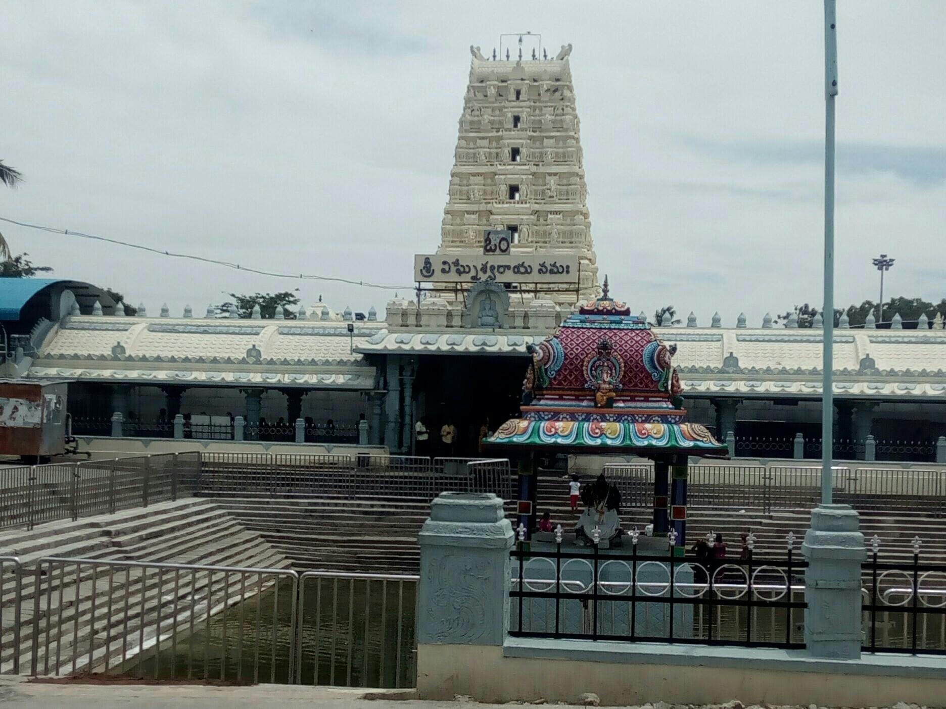 Visit Kanipakam Vinayaka Temple in Chittoor