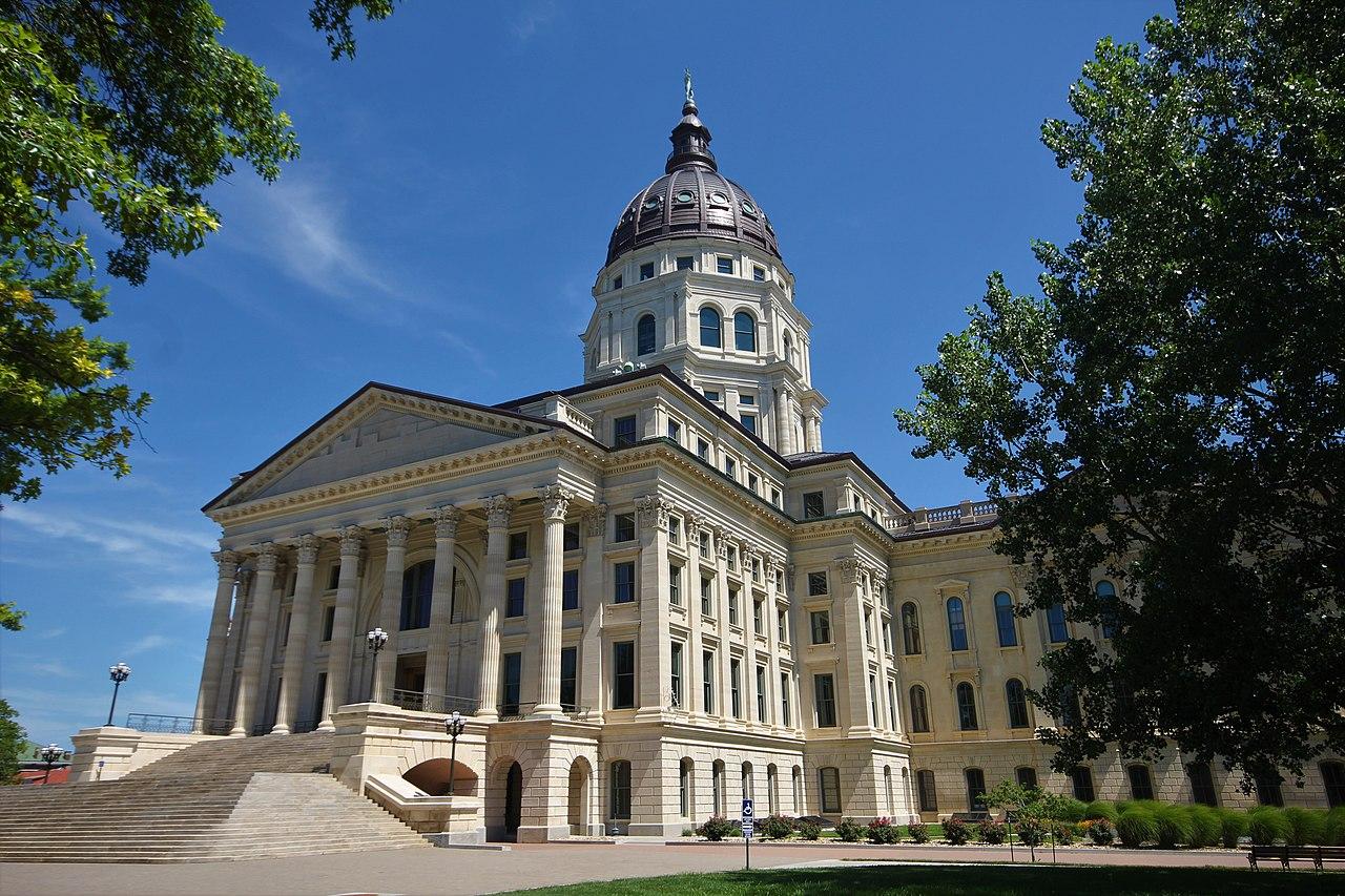 Kansas State Capitol - amazing place to visit in Kansas