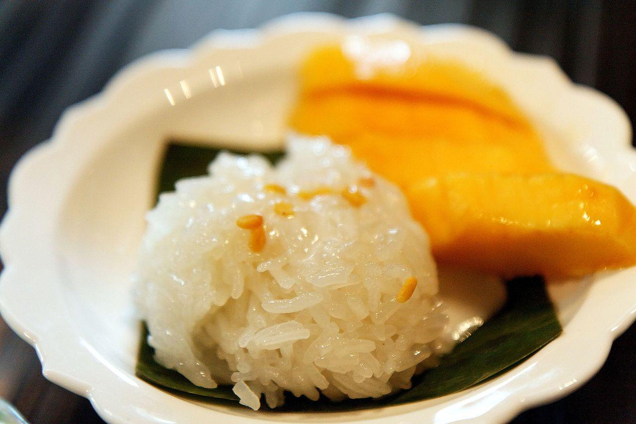 Amazing Thai Street Food-Kao Niew Ma Muang