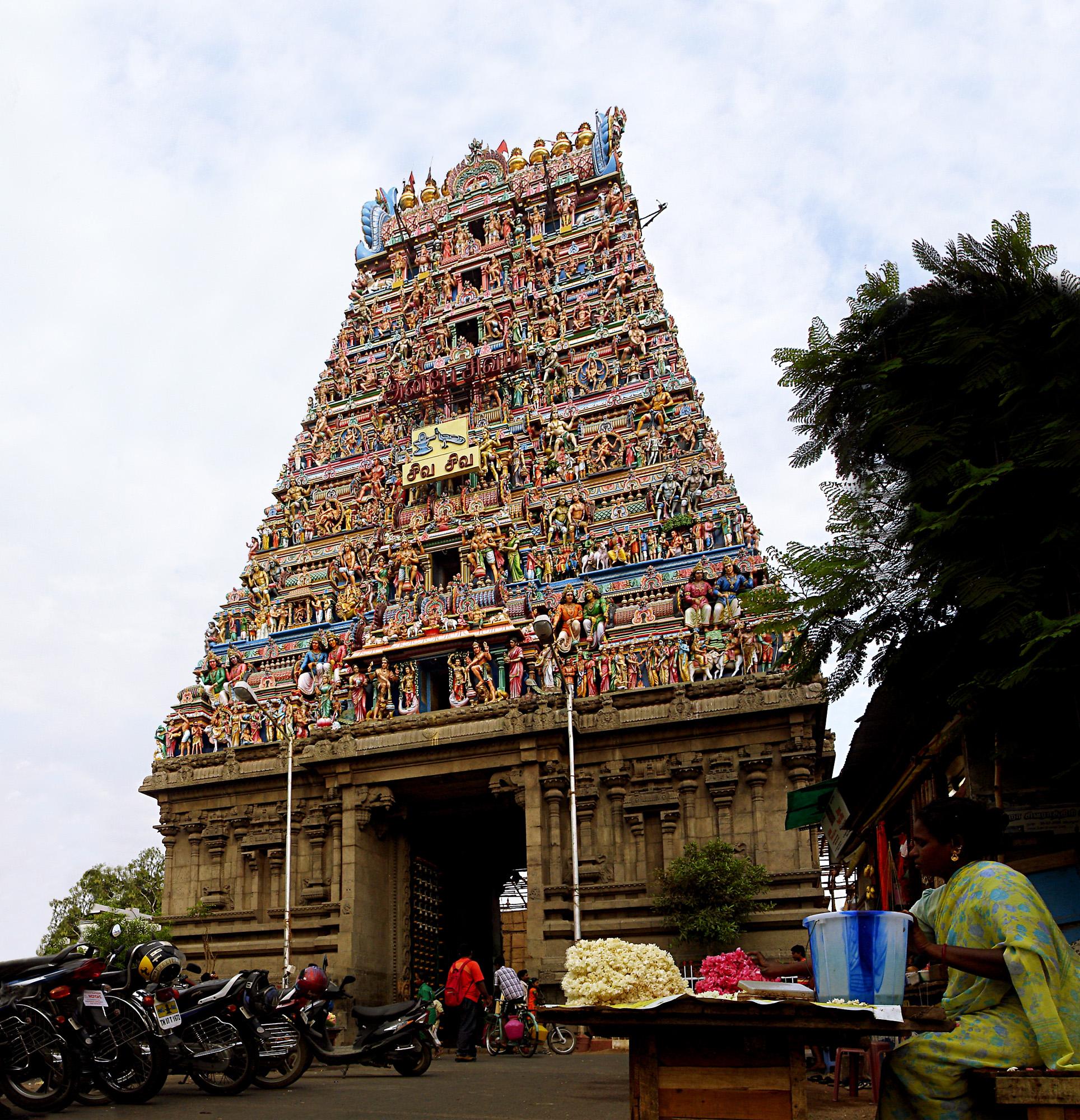 Kapaleeshwarar Temple in Chennai- Amazing Temple to Visit in Tamil Nadu