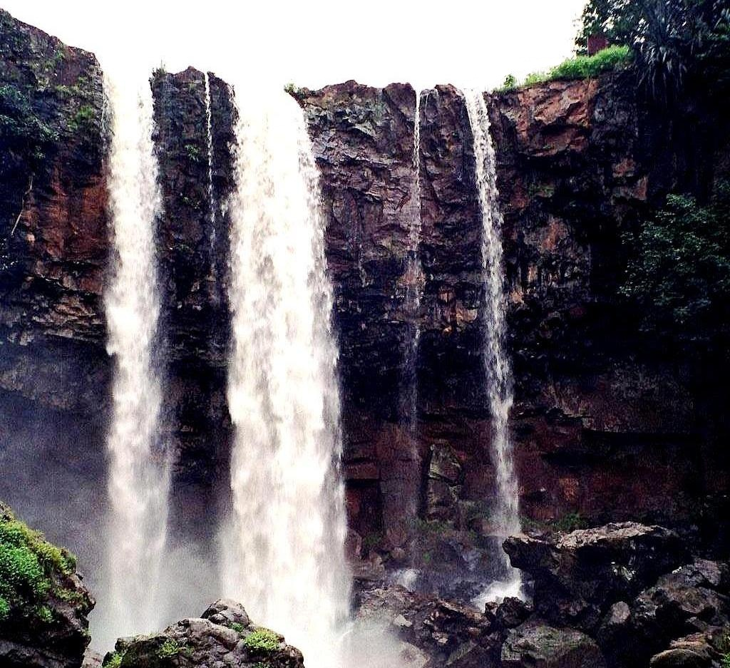 Kapil Dhara Falls - Place In Amarkantak Which Every Travel Enthusiast Must Visit