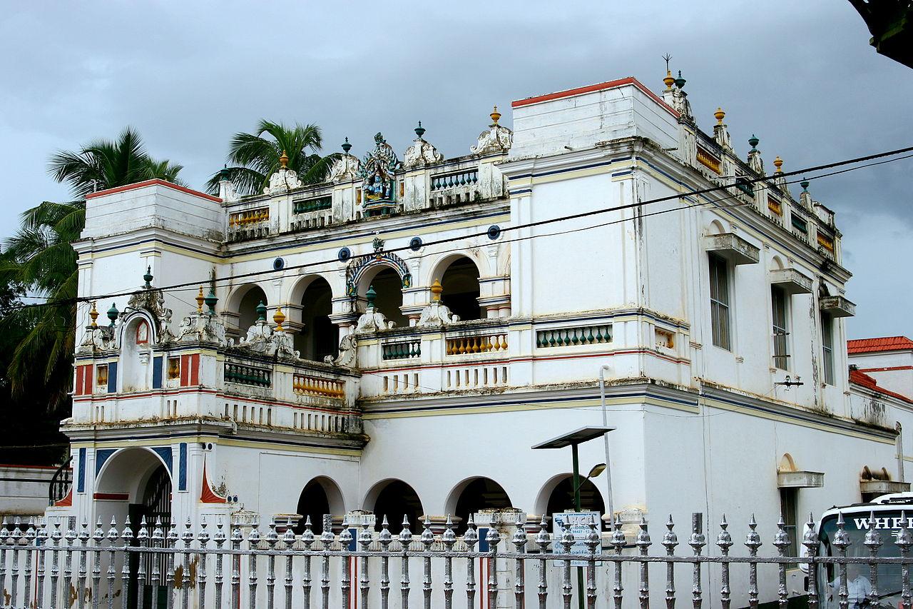 Weekend Destination From Dindigul-Karaikudi, Chettinad Palace