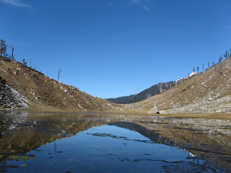 Kareri Lake - Must-Visit Place in Dharamshala and McLeodganj