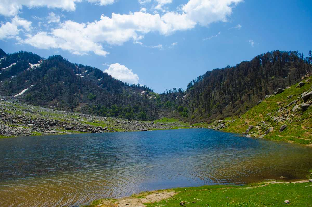 Kareri Lake - Amazing Places to Visit In Dharamshala