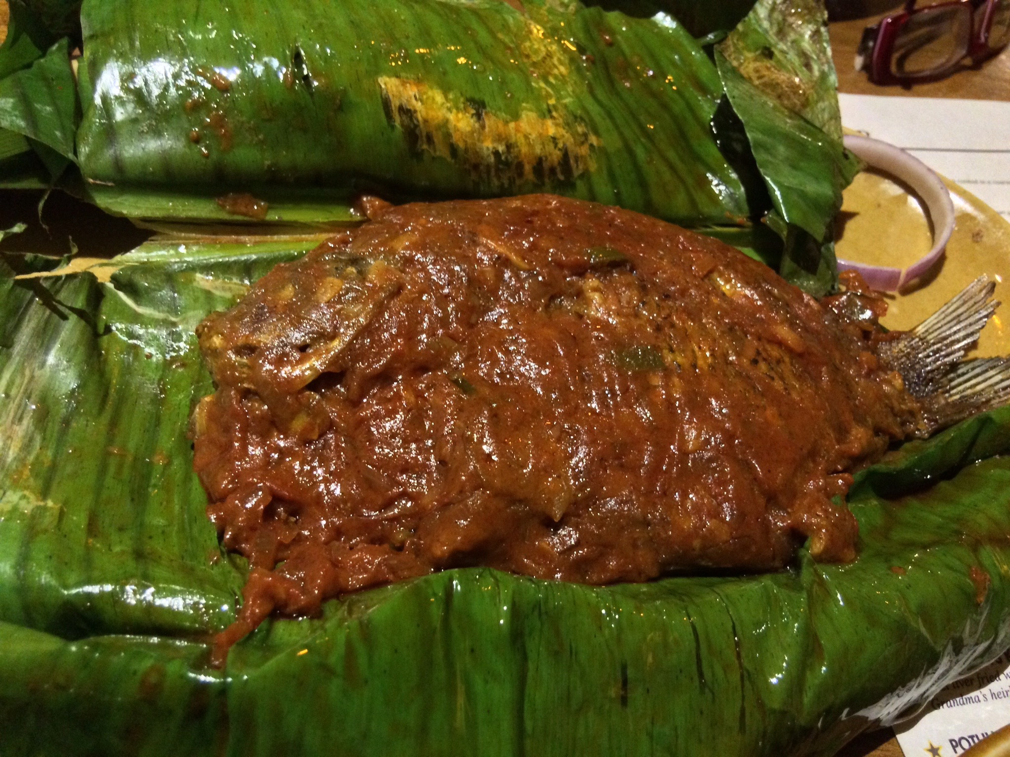 Karimeen Pollichathu - Kerala Dishes to Try When In Kerala