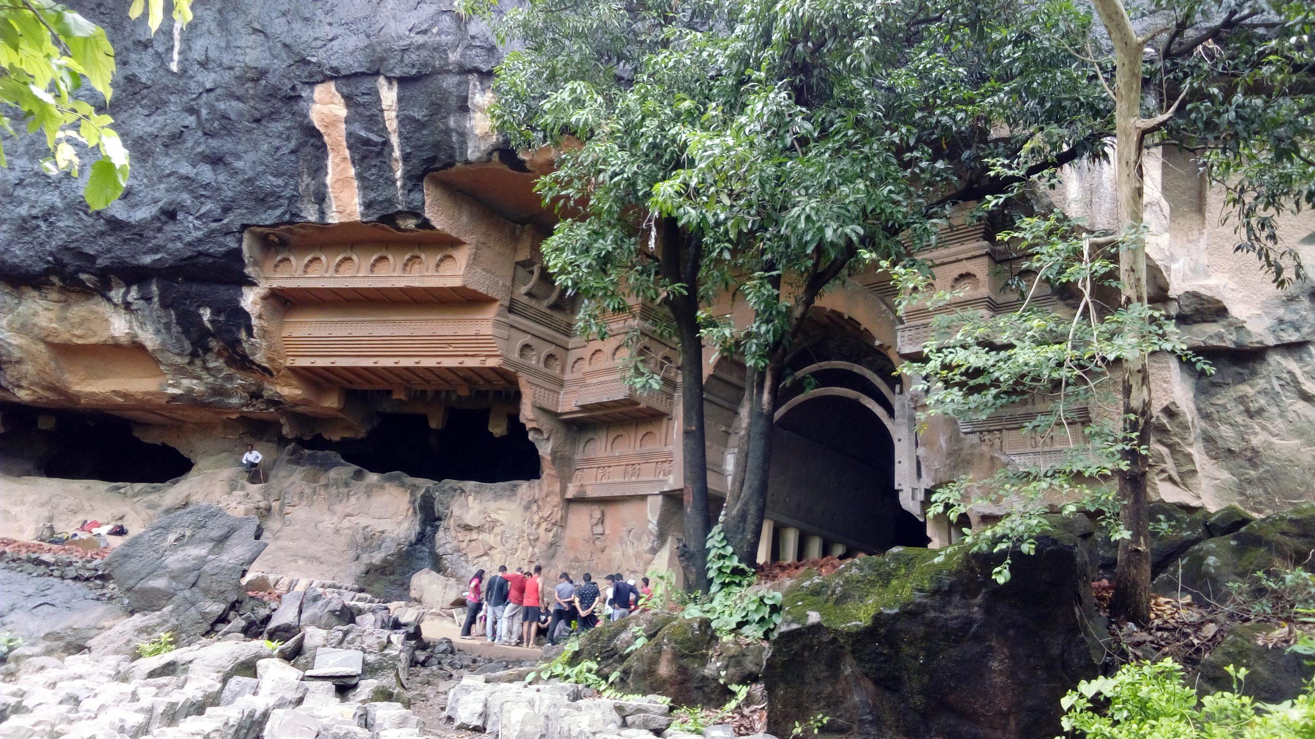 Karjat Kondana caves and Amazing Hill Station Near Pune