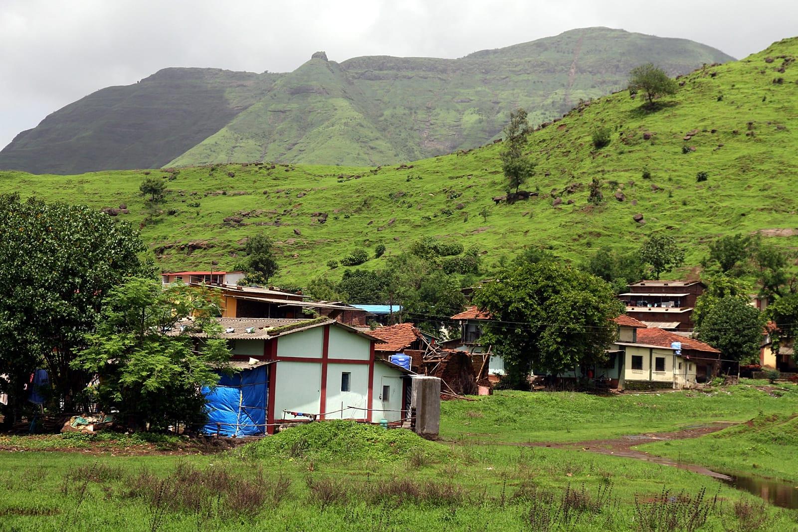 Karjat Hill Stations Near Mumbai