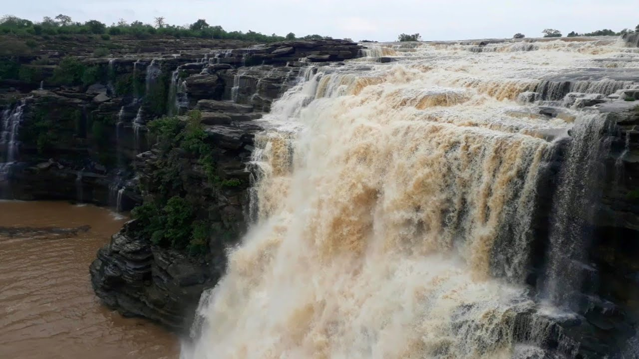 Top Sight-Seeing Destination in Kaimur, Bihar-Karkat Waterfall