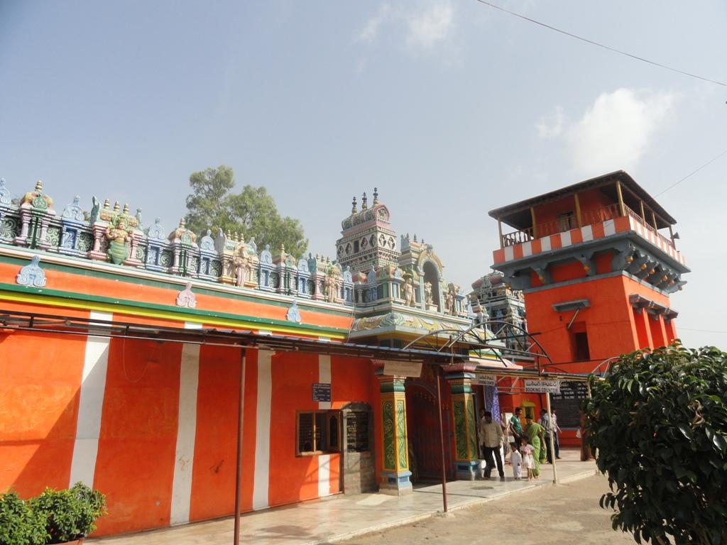 Amazing Temple in Telangana-Karmanghat Hanuman Temple