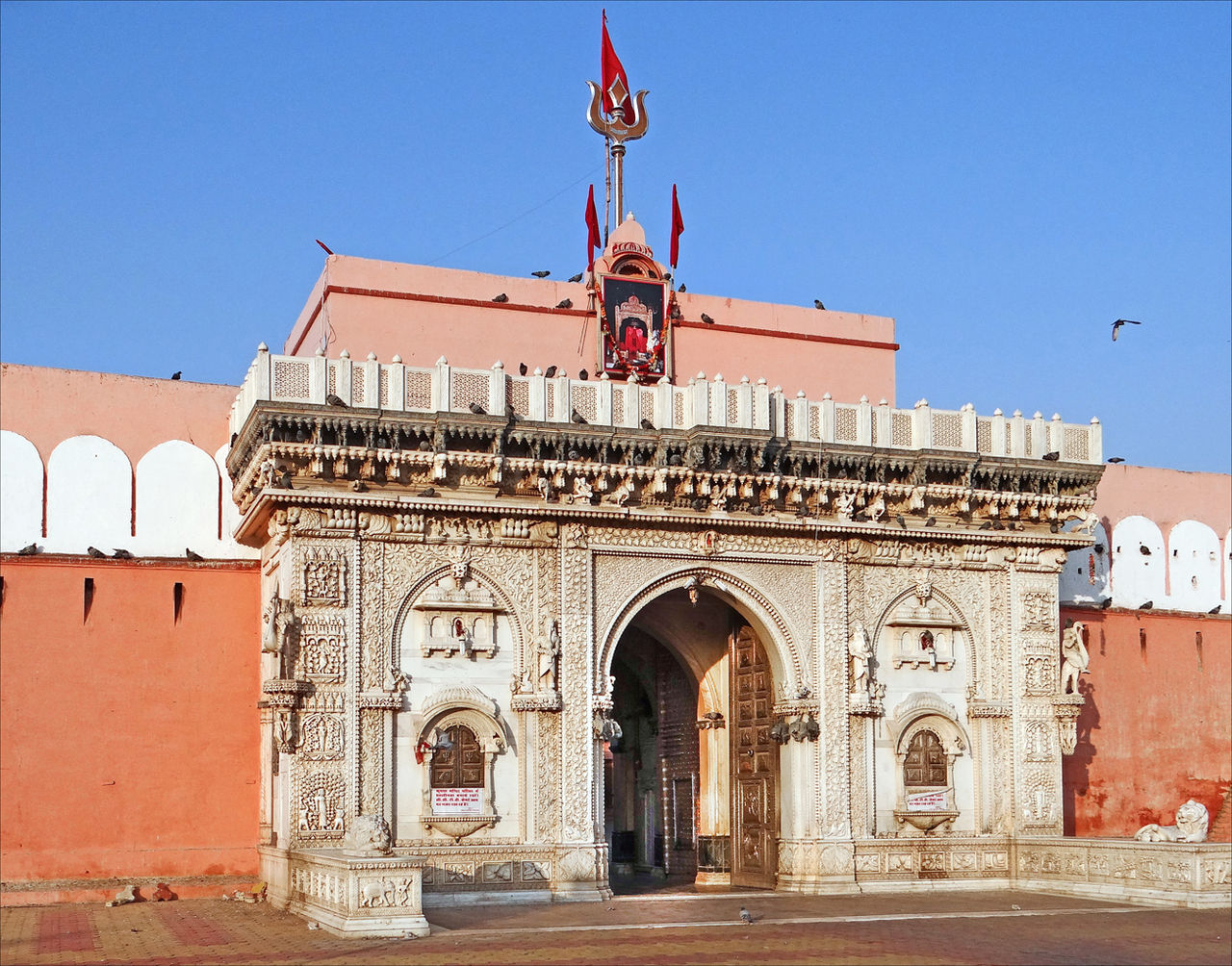 Popular Place to Visit in Bikaner, Rajasthan-Karni Mata Temple