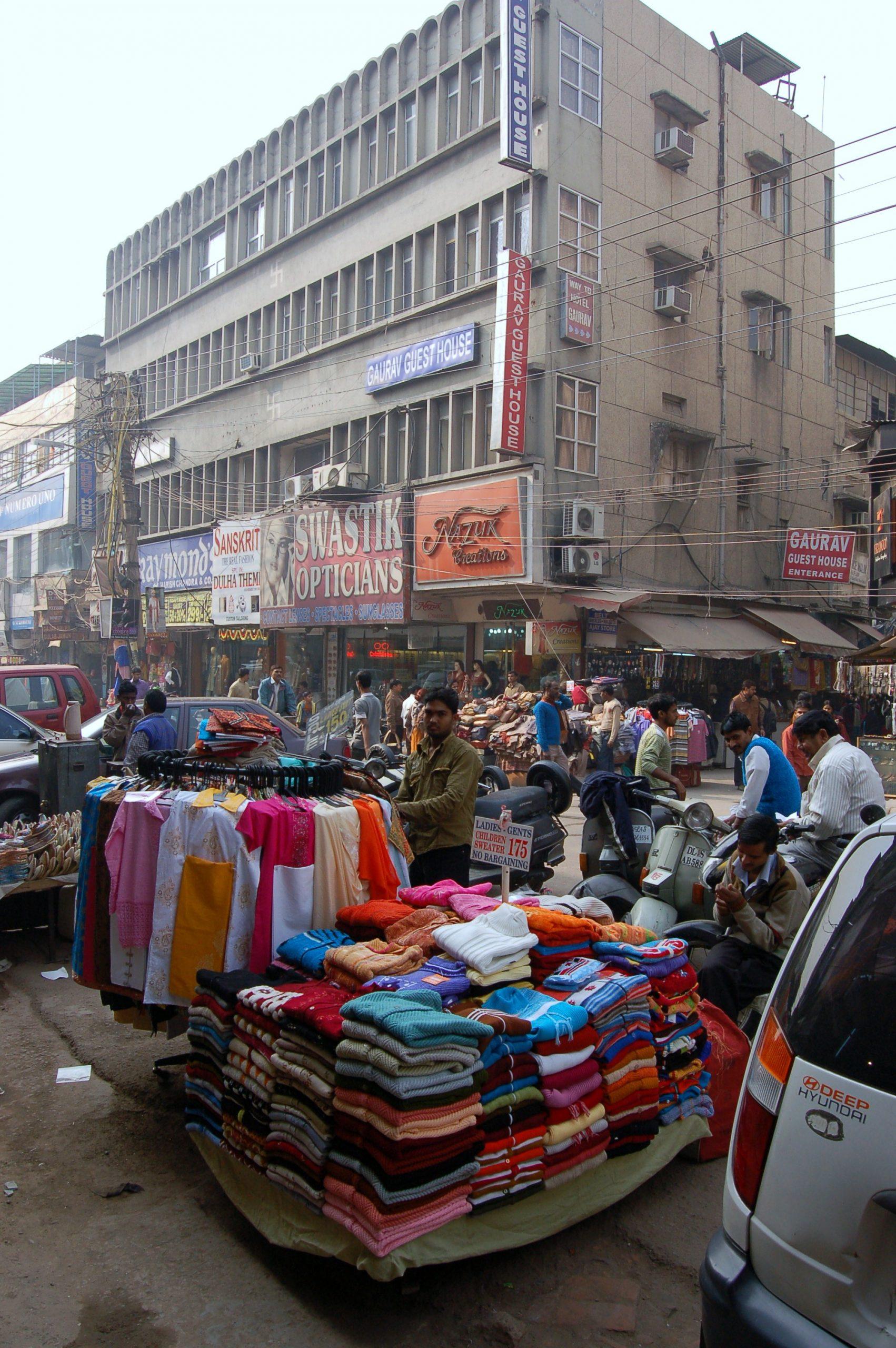 Karol Bagh Market Market to Shop in Delhi