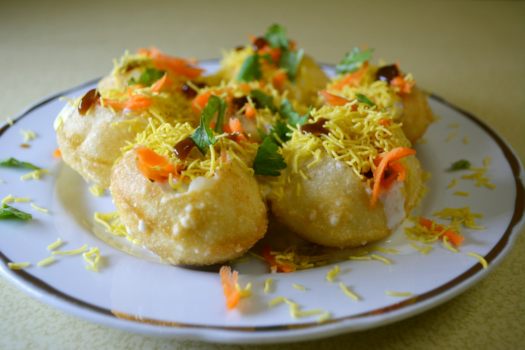Kashi Chaat Bhandar - The Top Street Foods Joints in Varanasi (Banaras or Kashi)