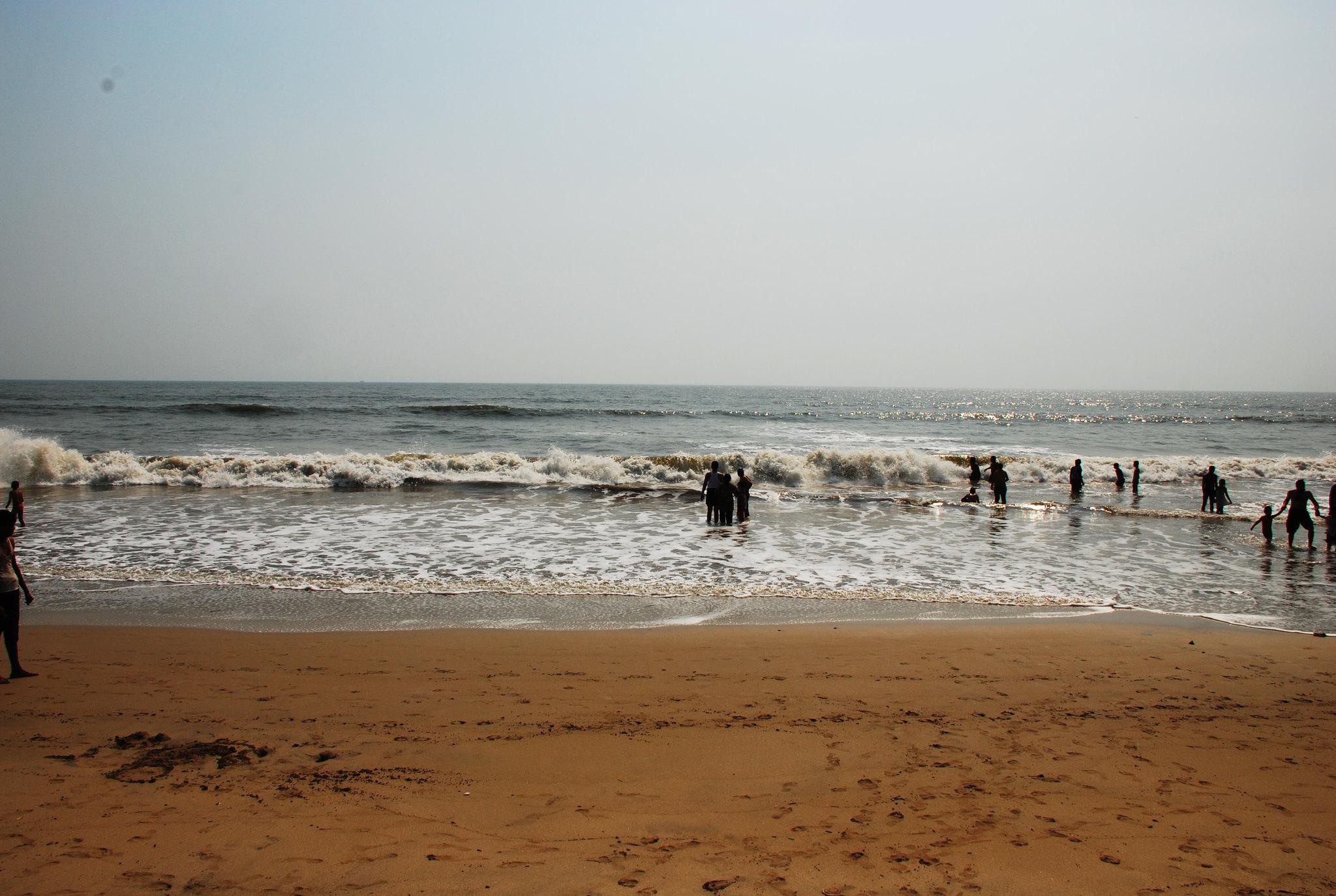 Kashid Beach-Amazing Beach in the Konkan Coast of Maharashtra