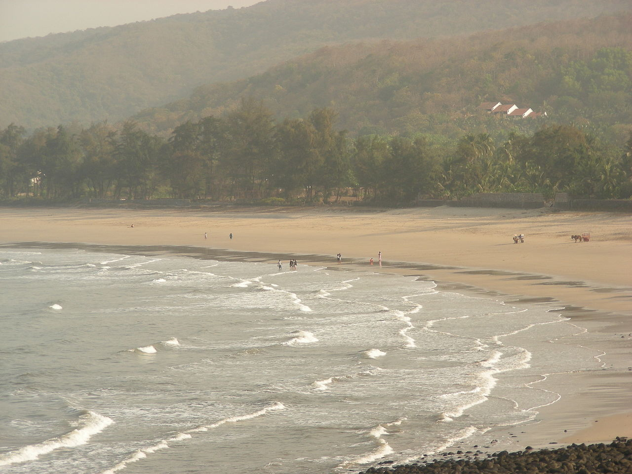 Kashid Beach - Amazing Place to See Near Surgad Fort