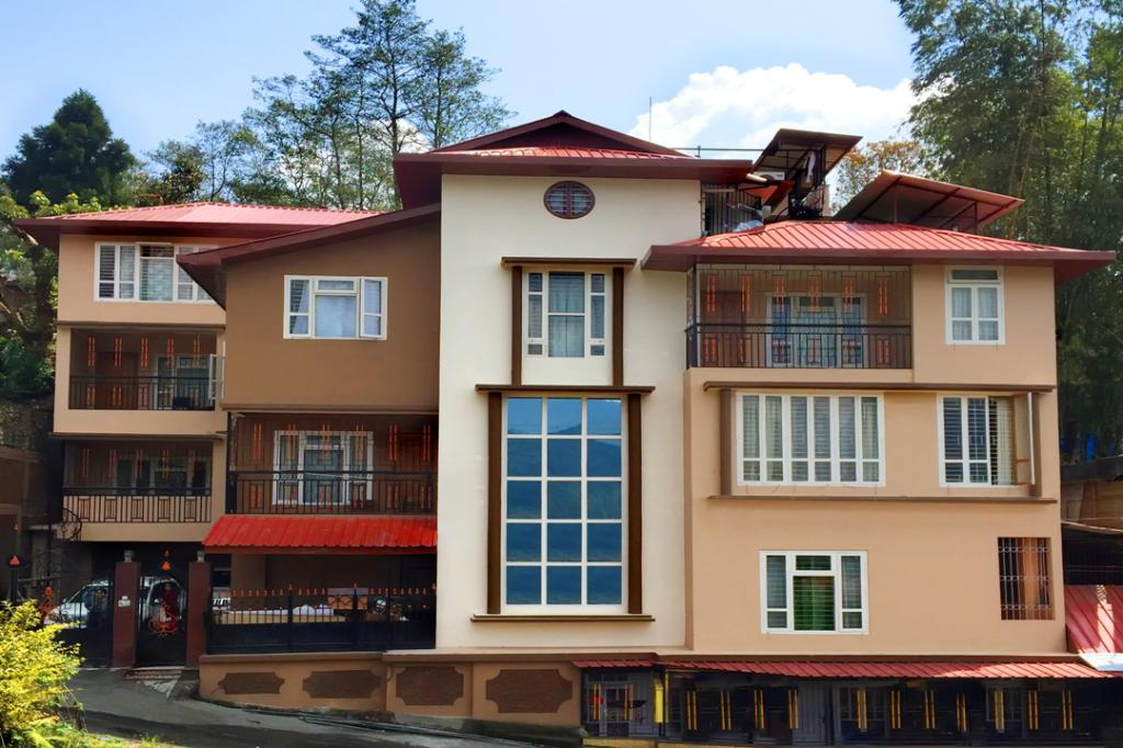 Kashyap Kunj Best Budget and Luxury Hotel To Stay In Gangtok