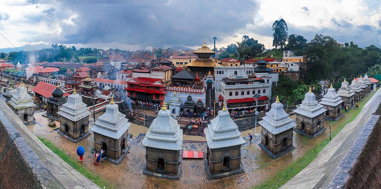 Amazing Weekend Getaways from Muzaffarpur, Bihar-Pashupatinath Temple, Kathmandu