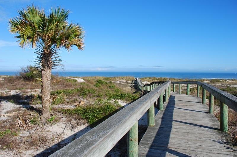 Best Destinations in Jacksonville-Kathryn Abbey Hanna Park