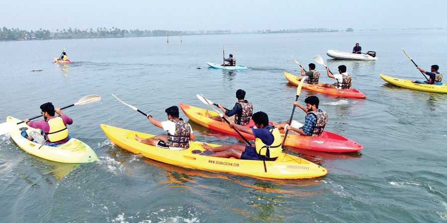 Kayaking Adventure Sports In Kochi That One Must Try