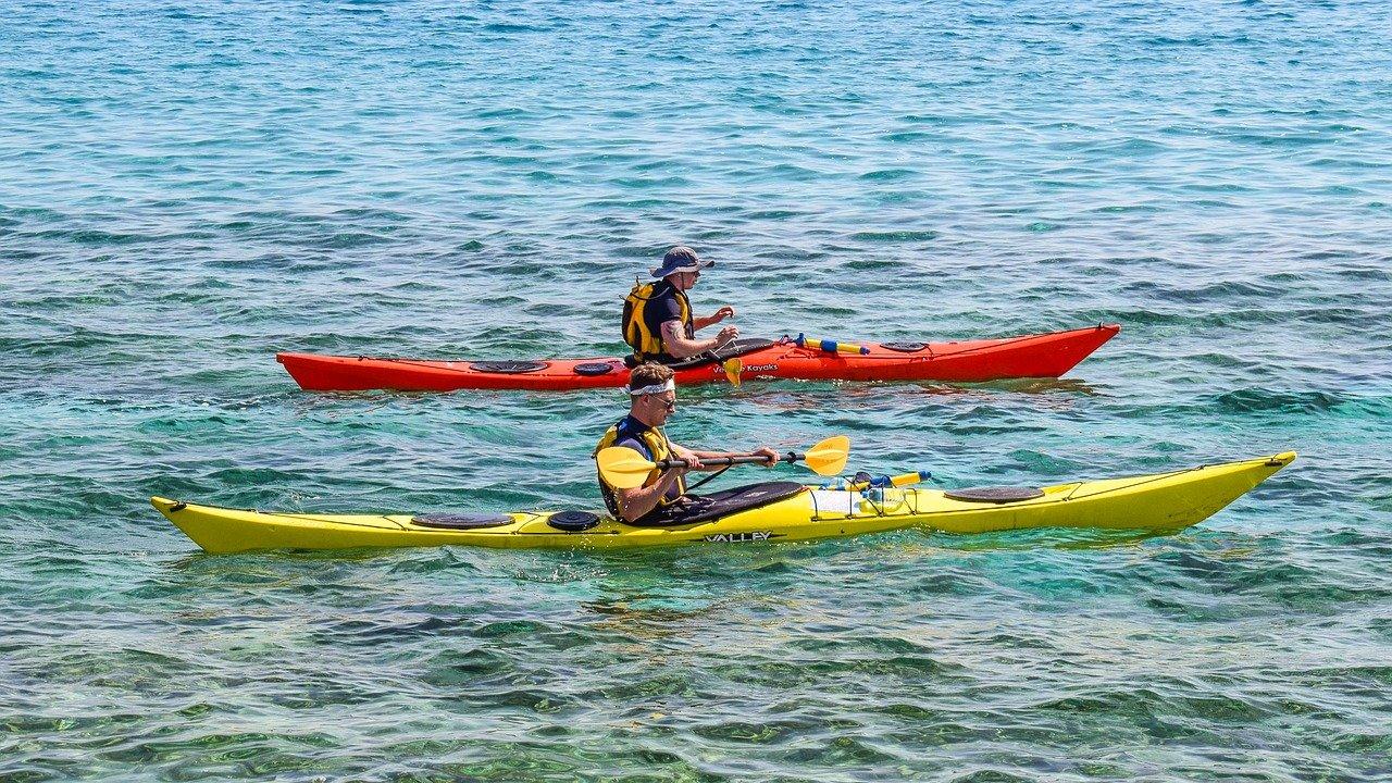 Top Adventure Activities To Do In Chhattisgarh-Kayaking