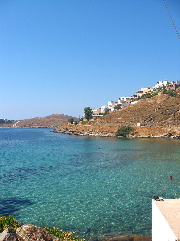 Closest Greek Island from Athens-Kea