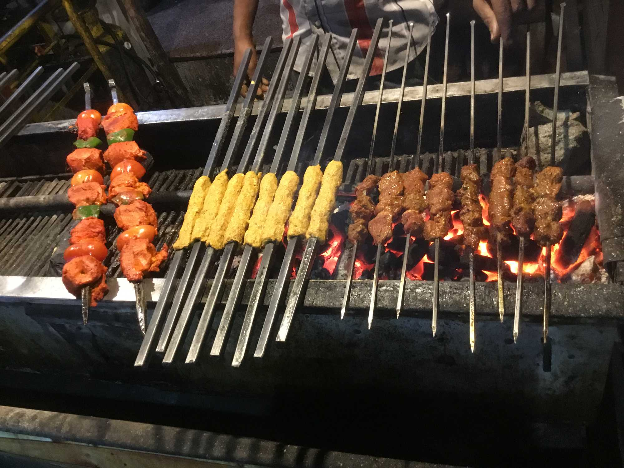 Kebabs- Top Dish To Try in Bhopal