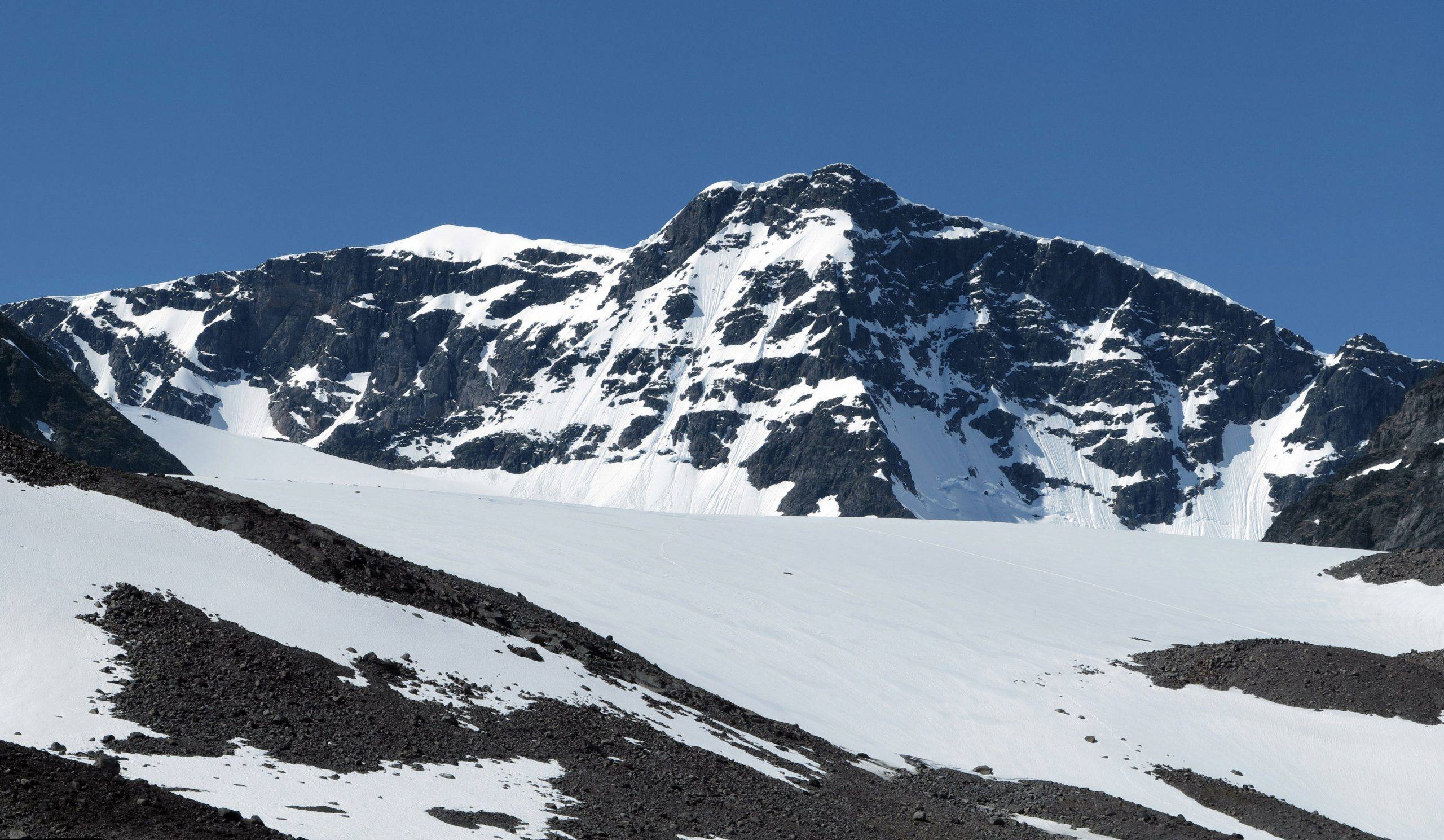 Kebnekaise: The tallest mountain in Sweden