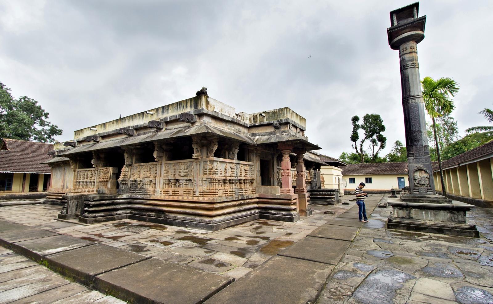 Keladi Rameshwara Temple In Shimoga (Shivamogga)