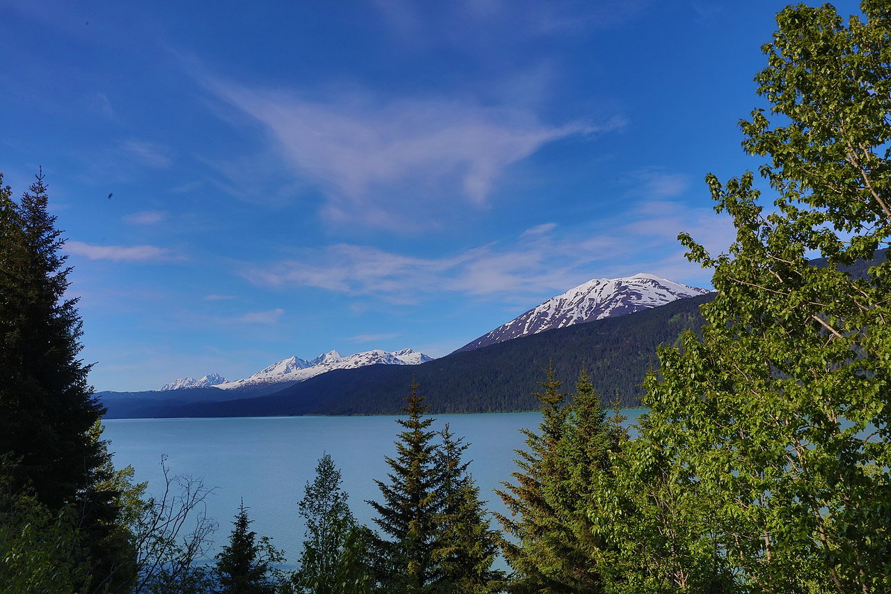 Kenai Lake - Most Popular Lake Of Alaska City