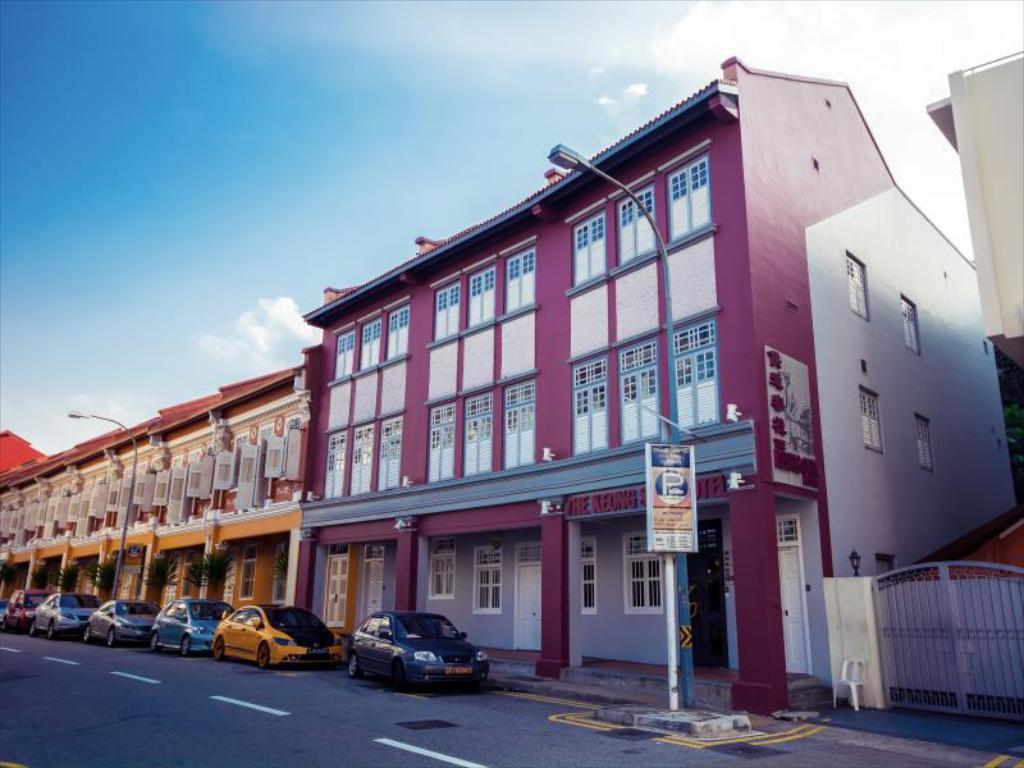 Top Mid-Range Hotel in Singapore-Keong Saik Hotel