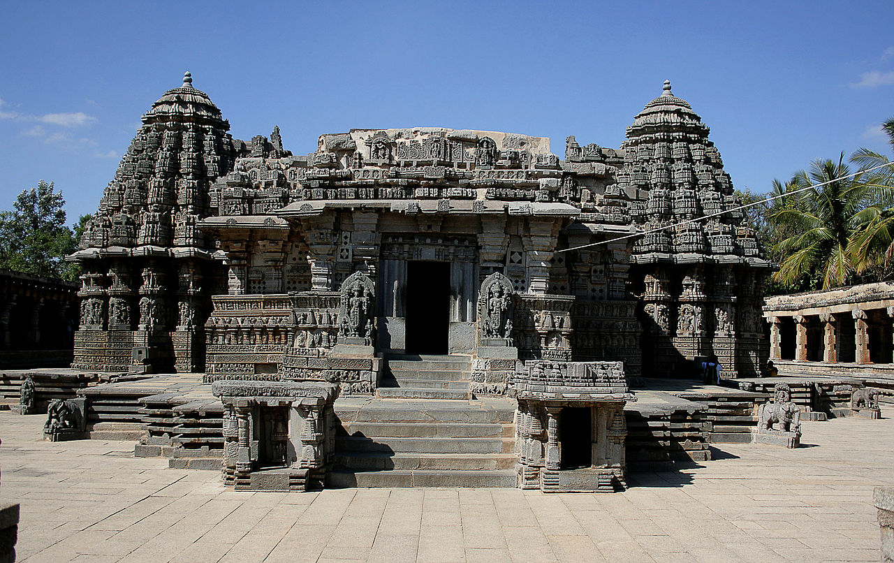 Amazing Temple to Visit in Karnataka-Keshava Temple