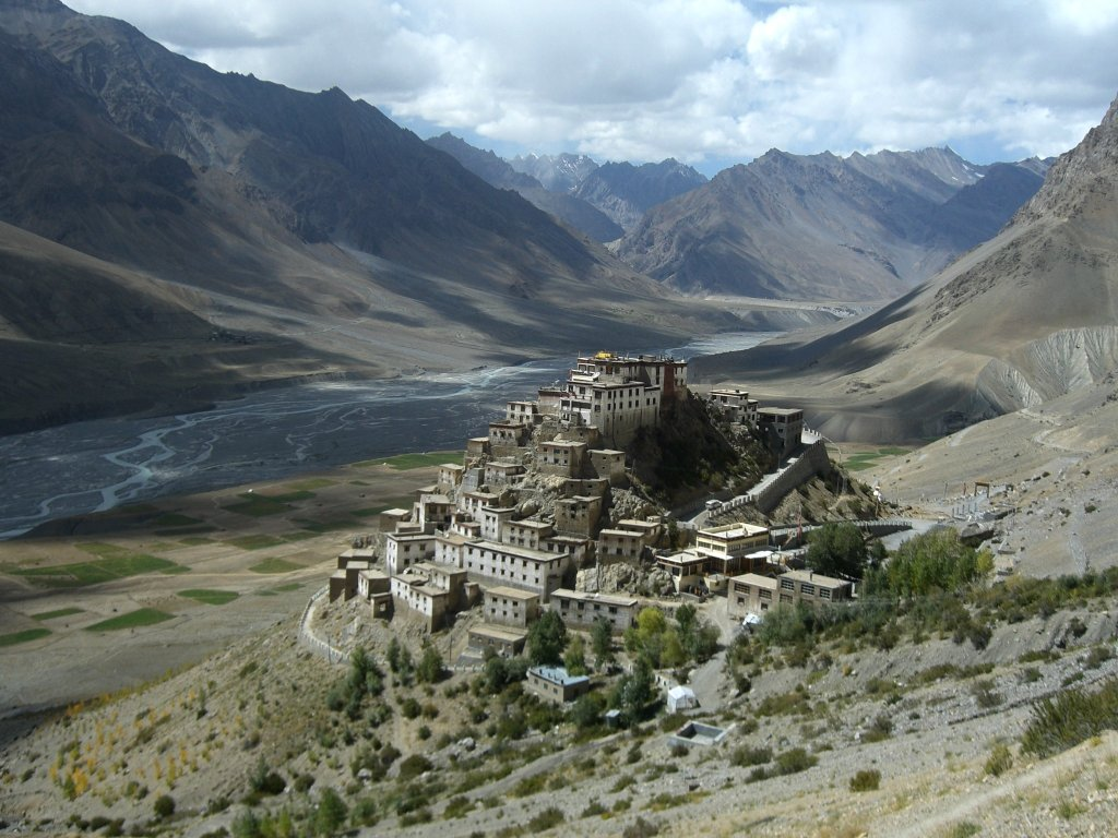 Best Place to See In Kaza-Key Monastery