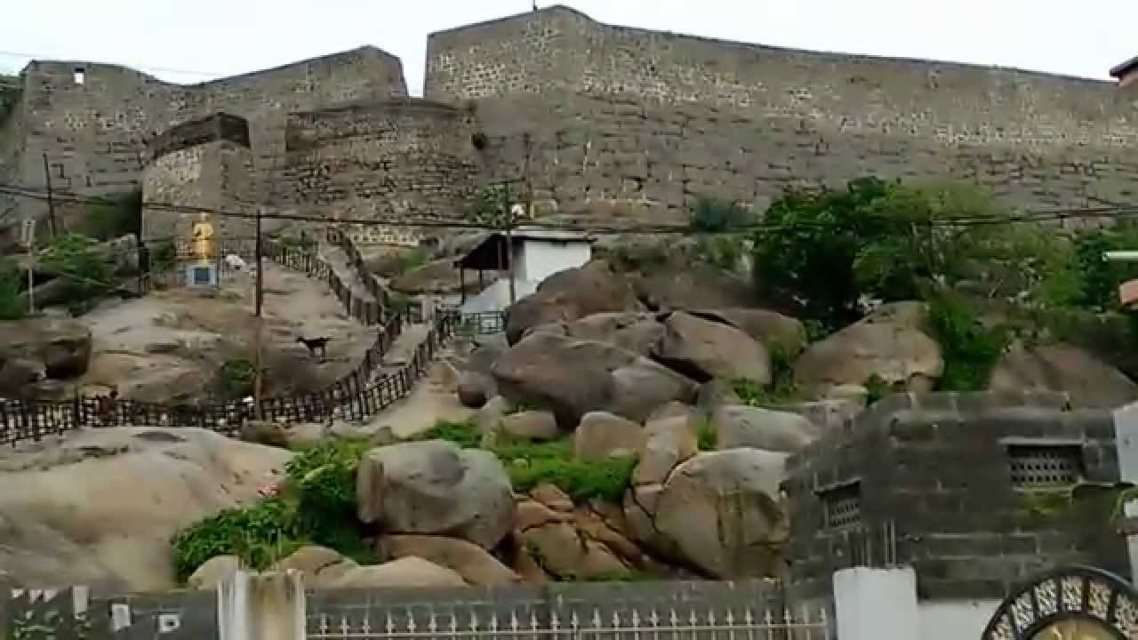 Best Place to Visit Nearby Palair Lake-Khammam Fort